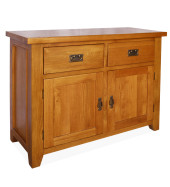 SHER-33 2 DOOR 2 DRAWER SIDEBOARD CLOSED M1