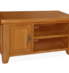 SHER-44 SMALL TV CABINET CLOSED-M1